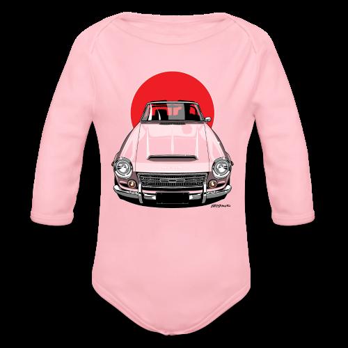 The Sun 2000 Fairlady Roadster - Organic Long Sleeve Baby Bodysuit