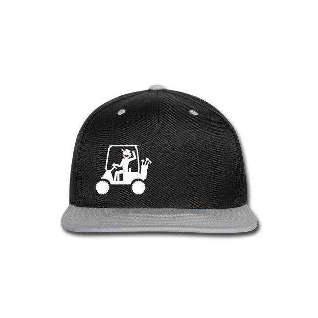 Dude Cart! Snap Back Cap bbd38f6d4dc