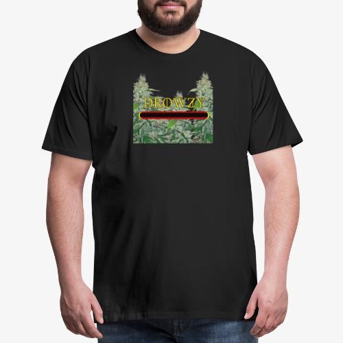 Drowzy Farmer - Men's Premium T-Shirt