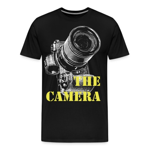 Best Camera - Men's Premium T-Shirt