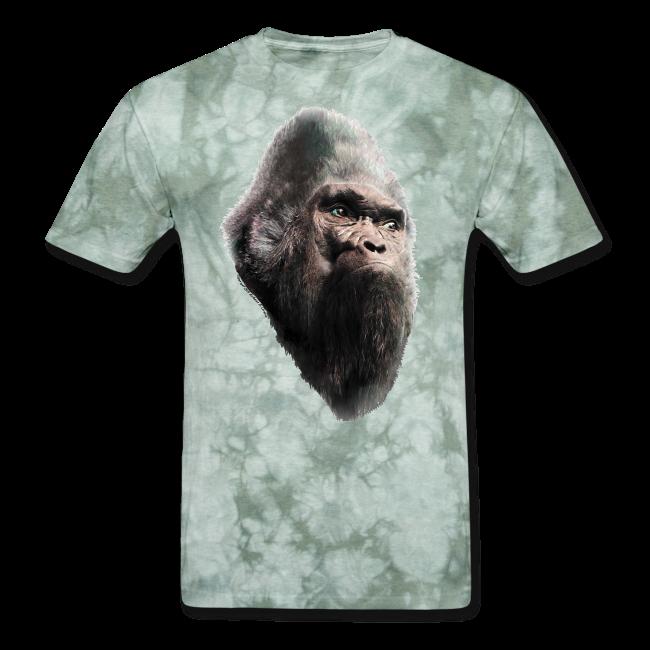 Sasquatch Bigfoot Vintage Shirt - Tie-Dye Shirt