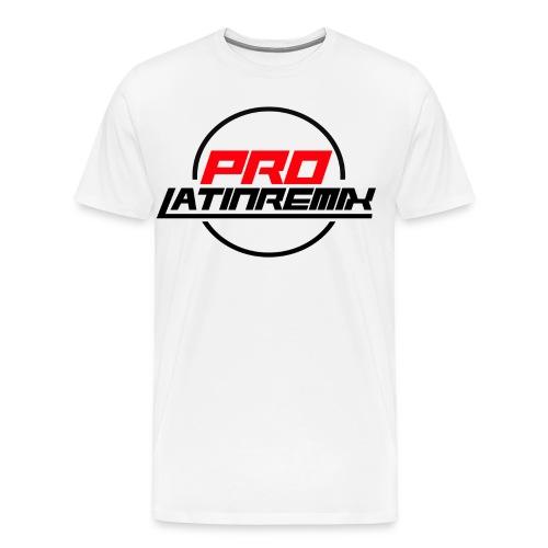 PRO SHIRT (WHITE) - Men's Premium T-Shirt