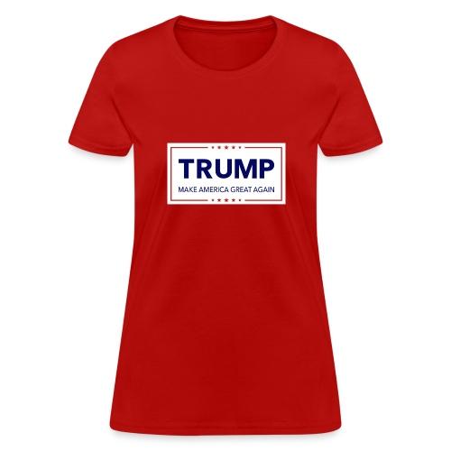 Donald Trump Women's T-Shirt - Women's T-Shirt