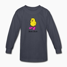 Swim Chick Long Sleeved