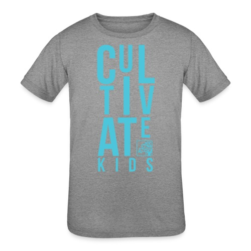Cultivate Kids Tee - Kids' Tri-Blend T-Shirt