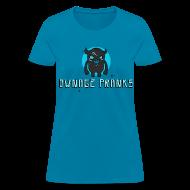 T-Shirts ~ Women's T-Shirt ~ Ownage Pranks Grey Logo Shirt