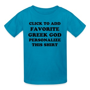 CUSTOM T-SHIRT Kid Size - Kids' T-Shirt