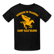 Kids' Shirts ~ Kids' T-Shirt ~ Pegasus Camp Half-Blood