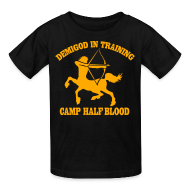 Kids' Shirts ~ Kids' T-Shirt ~ Centaur Camp Half-Blood