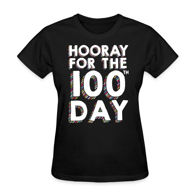 Hooray for the 100th Day | Colorful Sprinkles