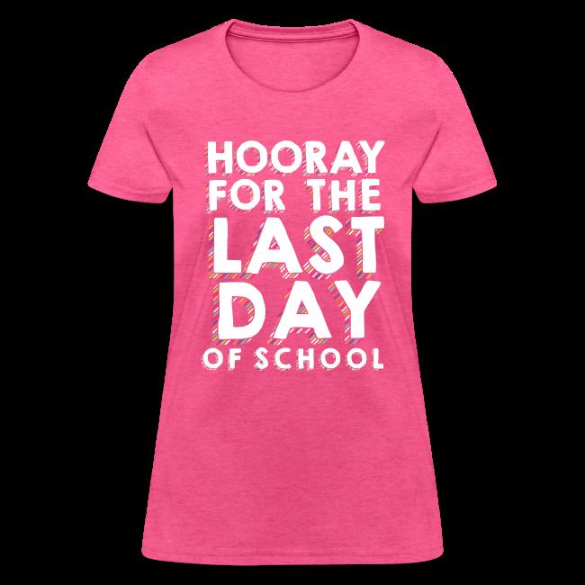 Hooray for the Last Day of School   Sprinkles