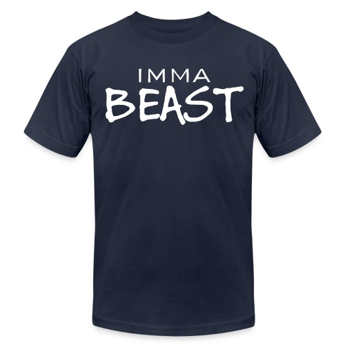 Men's Fine Jersey T-Shirt - Motivational Apparel | XFit Motivation | Awesome Gear For Fitness Addicts --- T-Shirts, Long Sleeves, Sweatshirts, Tank Tops, and more! Male and Female Clothin Available + Accesories such as iPhone Cases/Sling Bags.