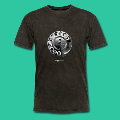 Hola Mundo 2 - Men's T-Shirt