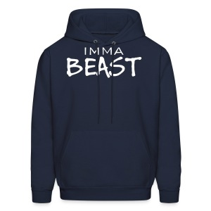 Men's Hoodie - Motivational Apparel | XFit Motivation | Awesome Gear For Fitness Addicts --- T-Shirts, Long Sleeves, Sweatshirts, Tank Tops, and more! Male and Female Clothing Available + Accesories such as iPhone Cases
