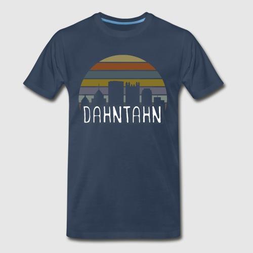 Dahntahn - Men's Premium T-Shirt