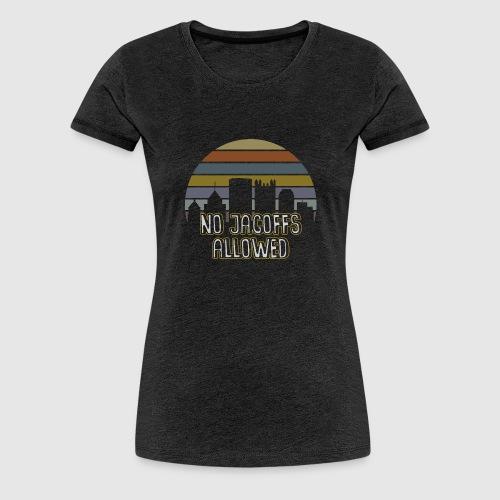 NoJags - Women's Premium T-Shirt