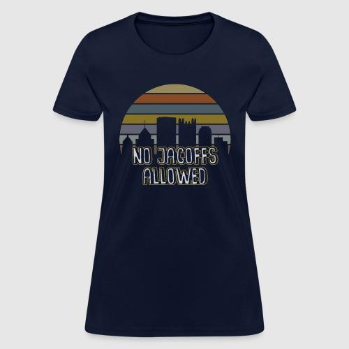 NoJags - Women's T-Shirt