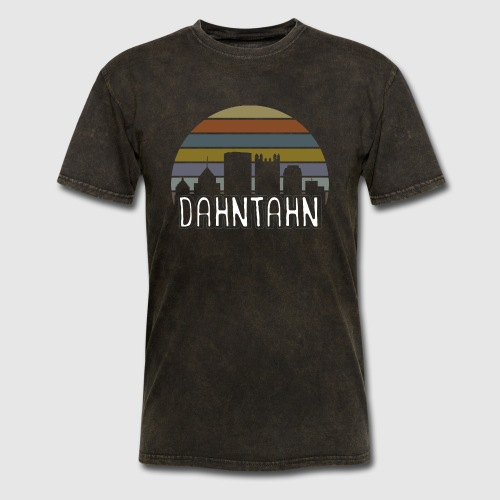 Dahntahn - Men's T-Shirt