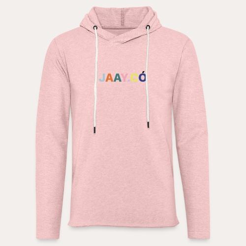 RAINBOW hoodie - Unisex Lightweight Terry Hoodie