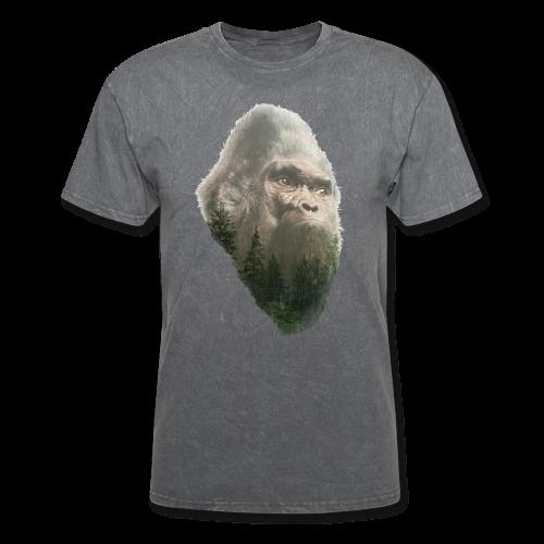 The Forest King Bigfoot or Sasquatch Shirt - Adult Standard Shirt - Men's T-Shirt