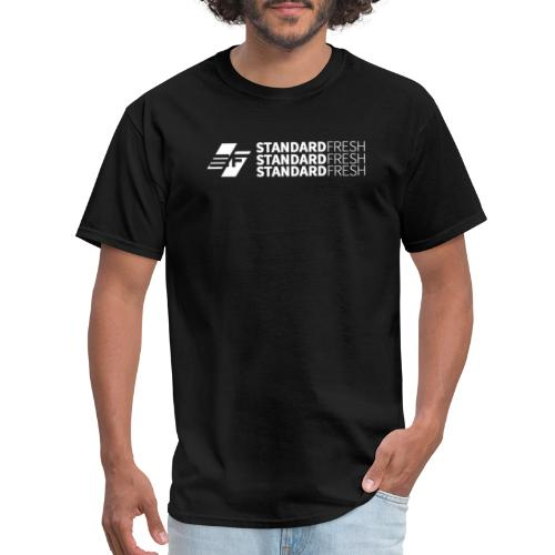 StandardFresh Logo Tee - Men's T-Shirt