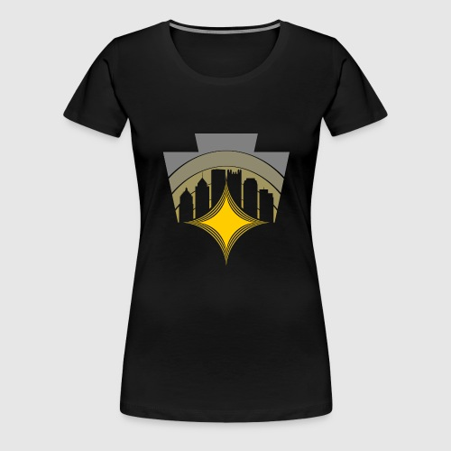 KEY TO THE SKY - Women's Premium T-Shirt