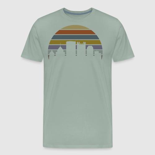 MY SKYLINE - Men's Premium T-Shirt