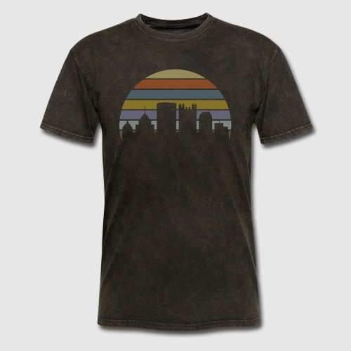 MY SKYLINE - Men's T-Shirt