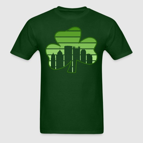 SHAMROCK - SKY - Men's T-Shirt
