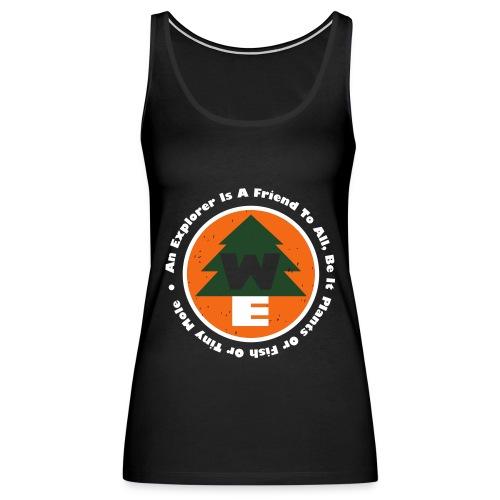 Wilderness Explorer - Women's Premium Tank Top