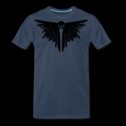 KnifeBird - Men's Premium T-Shirt