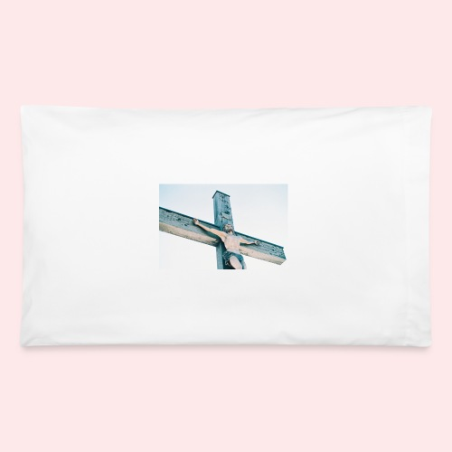 Christ on the Cross Pillowcase (rectangular) - Pillowcase