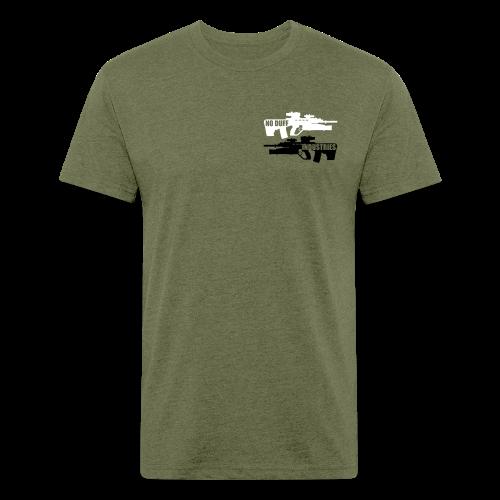 NDI Premium Gym shirt - Fitted Cotton/Poly T-Shirt by Next Level