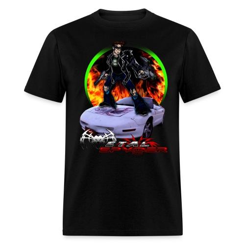 Glen Lentz:  Let's Rock!  Men's T-Shirt - Men's T-Shirt