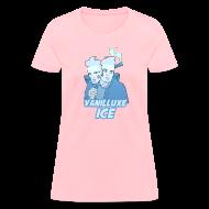Women's T-Shirts ~ Women's T-Shirt ~ Vanillux Ice Women's T