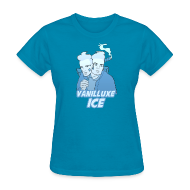 T-Shirts ~ Women's T-Shirt ~ Vanillux Ice Women's T