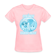 Women's T-Shirts ~ Women's T-Shirt ~ Kawaii Women's T