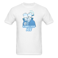 T-Shirts ~ Men's T-Shirt ~ Vanilluxe Ice Men's T