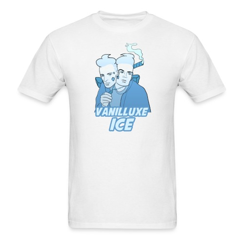 Vanilluxe Ice Men's T - Men's T-Shirt