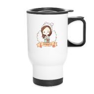 Mugs & Drinkware ~ Travel Mug ~ Cutie Marzia