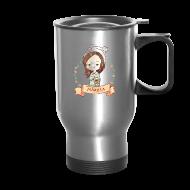 Mugs & Drinkware ~ Travel Mug ~ Cutie Marzia