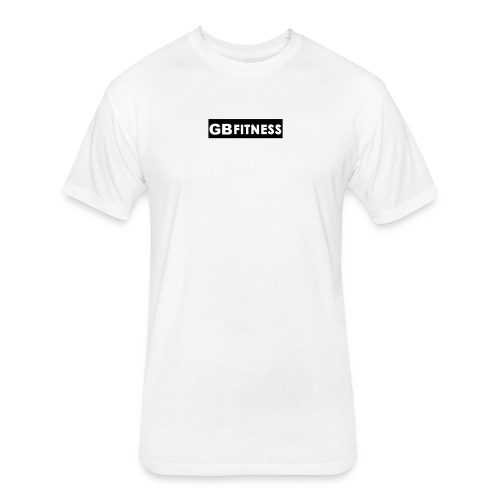 GB-Block - Fitted Cotton/Poly T-Shirt by Next Level