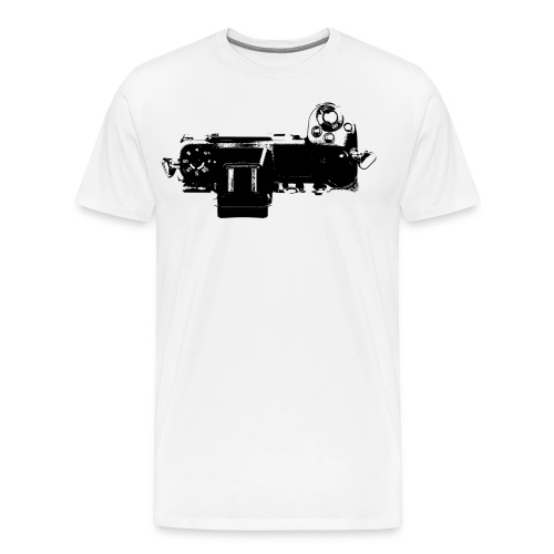 Top photographer camera - Men's Premium T-Shirt