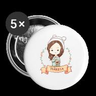 Buttons ~ Large Buttons ~ Cutie Marzia