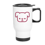 Mugs & Drinkware ~ Travel Mug ~ Pugs