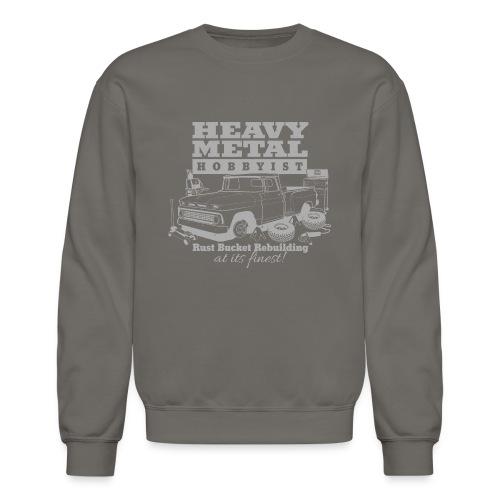 Heavy Metal Hobbyist Sweatshirt - Crewneck Sweatshirt