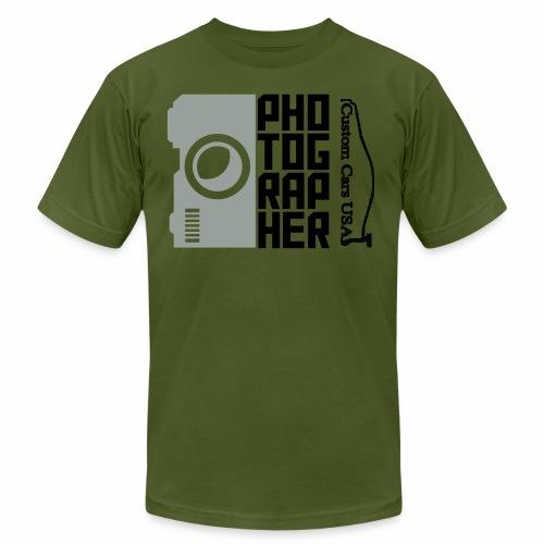 CCU  Photographer Army T - Men's  Jersey T-Shirt