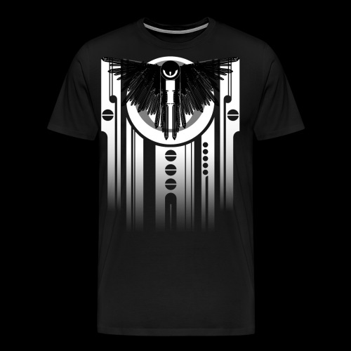 KnifeBird Deco - Men's Premium T-Shirt