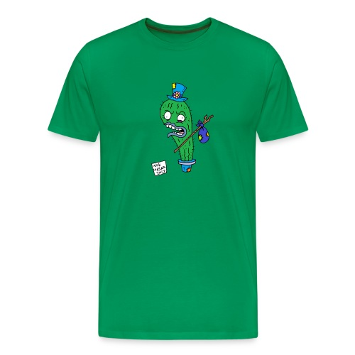 hobo no text - Men's Premium T-Shirt