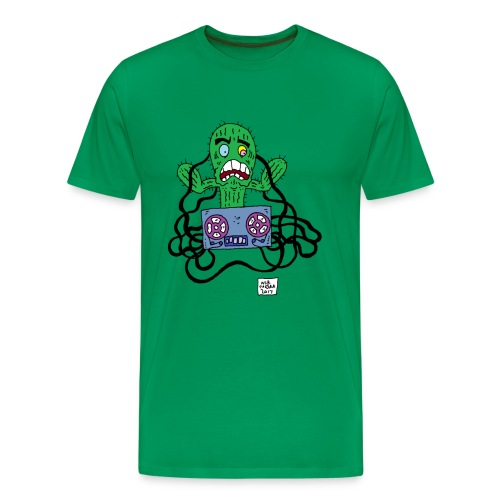 tape no text - Men's Premium T-Shirt